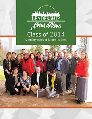 Leadership Yearbook 2014