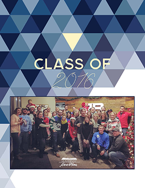 Leadership Yearbook 2016